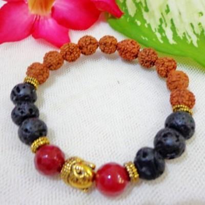 gelang-rudraksha-batu-lava-red-carnelian-app-buddha