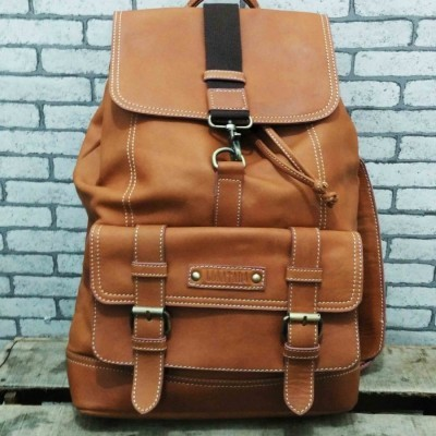 backpack-leather