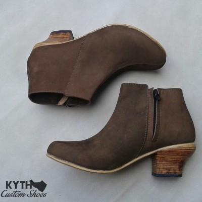 sepatu-kulit-wanita-ankle-boots