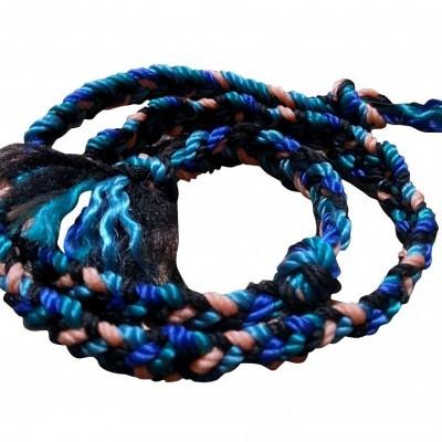 gelang-kumihimo-seri-mix-tosca-biru-tua-salem-hitam