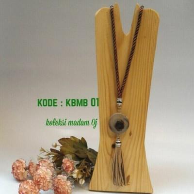 kalung-batu-medali-brown-01-kode-kbmb-01-