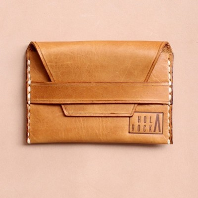 holarocka-ark-01-havana-tan-pull-up-compact-leather-wallet