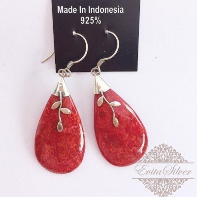 925-silver-earring-with-red-coral