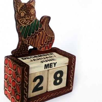 kalender-kucing