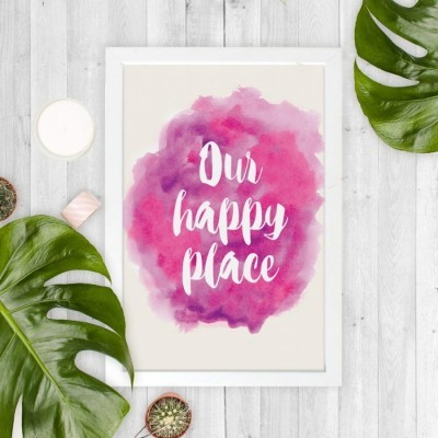 our-happy-place-20x30cm-wall-decor-hiasan-dinding