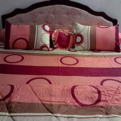 bedcover-set-cintaku-rings-02-kombinasi-orange-kuning-cokelat-uk.180-cm
