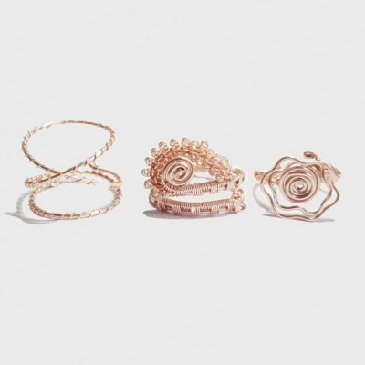 snail-rings