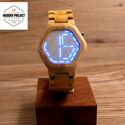 led-wooden-watch