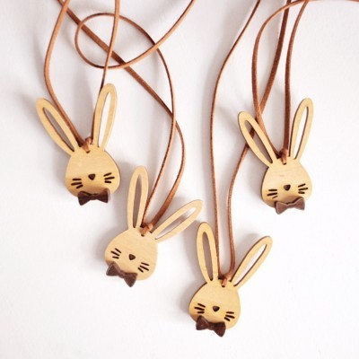 cute-wooden-necklace-rabbit