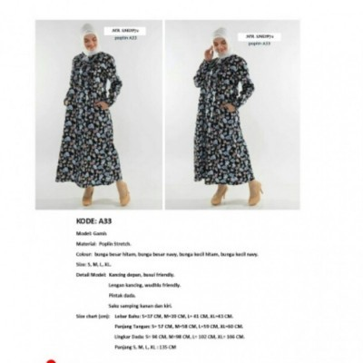 gamis-a33