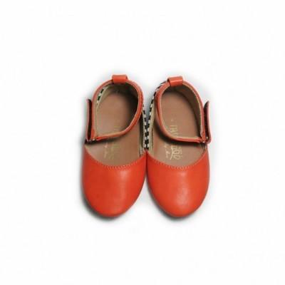 sepatu-bayi-perempuan-tamagoo-taylor-orange-baby-shoes-prewalker-murah