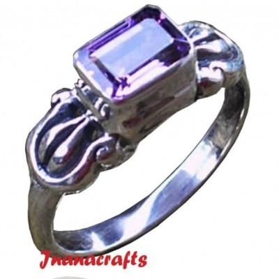 cincin-perak-batu-amethys