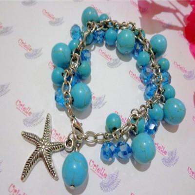 gelang-ab64-batu-turqouis-rumbai-app-starfish
