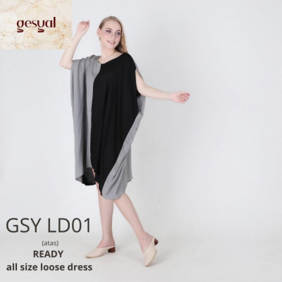 gesyal-baju-tidur-wanita-daster-dress-santai-polos-gsy-ld01-work-from-home