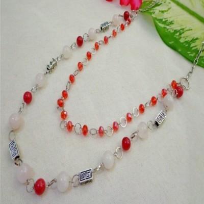 kalung-b02-batu-rose-quartz-red-carnelian-crystal