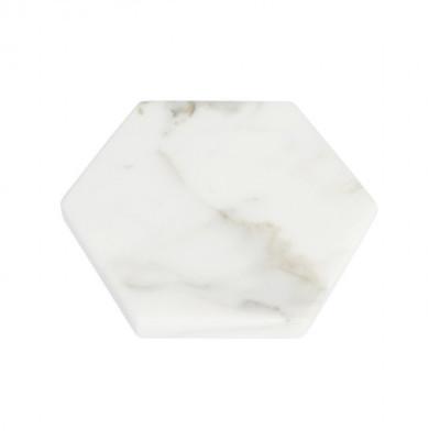 hexagon-white-moonstone-marble-d20
