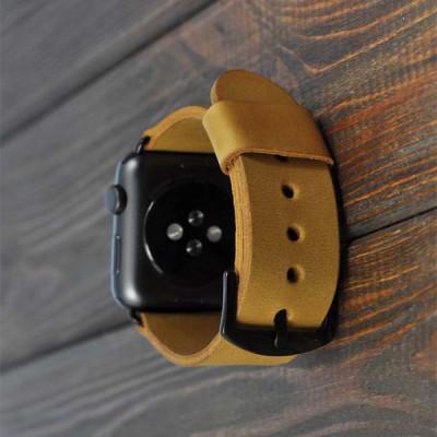 apple-watch-strap-kulit-asli-38-40-42-44-mm-warna-coklat-tan-garansi-1-tahun-smartwatch