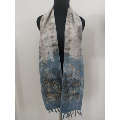 gesyal-syal-travelling-motif-batik-scarf-wanita-abu-abu