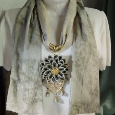 kalung-batik-3in1-lotus-ecoprint