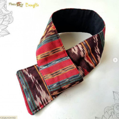 scarf-tenun-flores-kolaborasi-bangflo