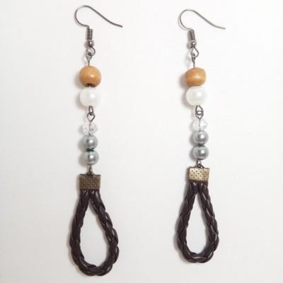leo-earring-anting-handmade