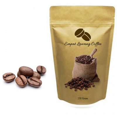 kopi-robusta-arabika-empat-lawang-roasted-bean-250-gram