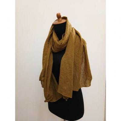 gesyal-syal-travelling-wanita-katun-voile-scarf-army