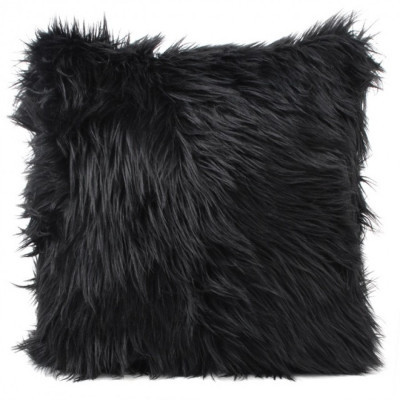 black-fur-cushion-40-x-40