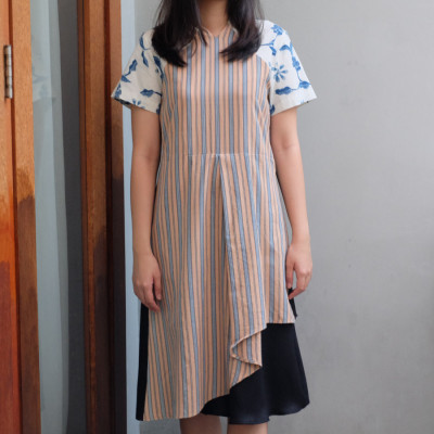 indigo-dress