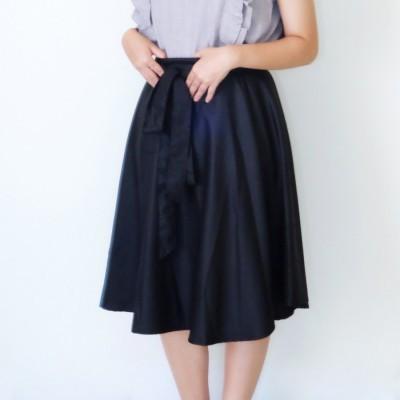 midi-skirt-black