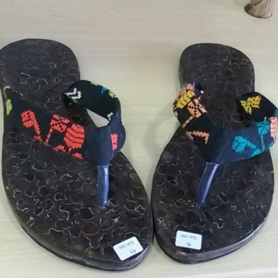 sandal-songket-black-and-motif-no.-40