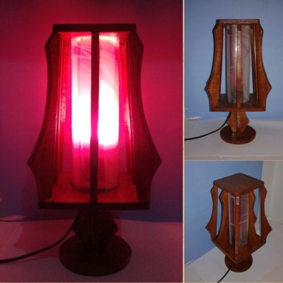 lampu-meja-lampu-tidur-hias-lampu-kayu-kotak-variant-warna-merah