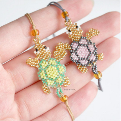 gelang-manik-turtle