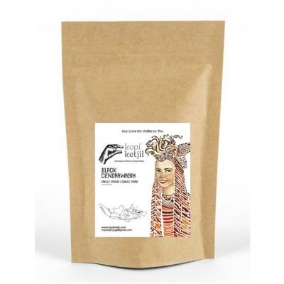 black-cendrawasih-ground-coffee-beans