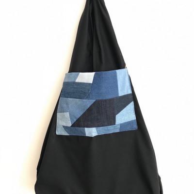 large-foldable-tote-bag-with-denim-patchwork-pocket
