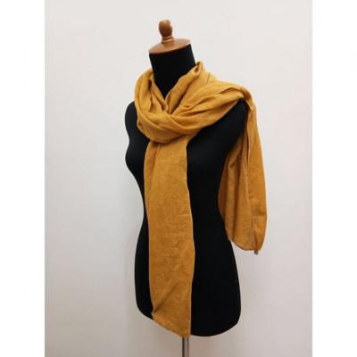 gesyal-syal-travelling-wanita-katun-voile-scarf-mustard