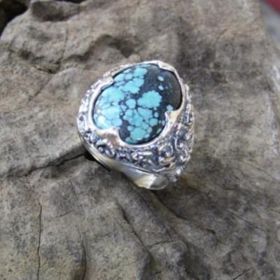 cincin-perak-motif-ukiran-patra-bali-batu-turquoise-100339