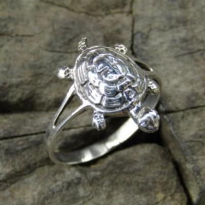 cincin-perak-simpel-motif-kura-kura-100358