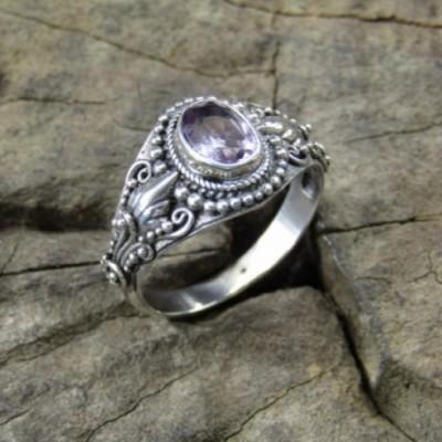 cincin-perak-simpel-bali-batu-amethyst-100360