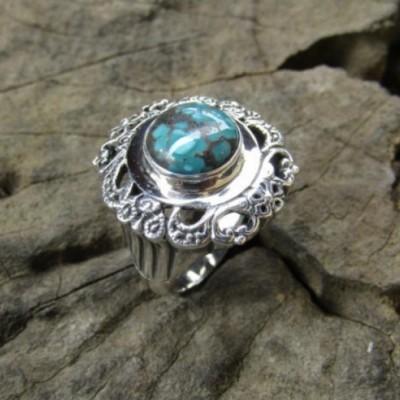 cincin-perak-simpel-motif-ukiran-batu-turquoise-100382