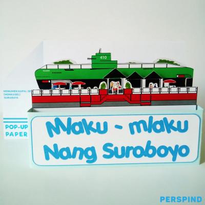 pop-up-paper-monumen-kapal-selam-surabaya