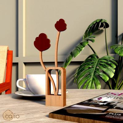 floralase-wooden-flower