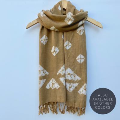 natural-dye-handwoven-scarf-tritik