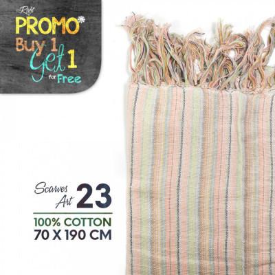 keraft-eco-scarves-art-lurik-23-100-cotton-pre-washed