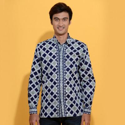 kemeja-batik-indrayana-archipelago-texture