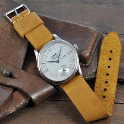 tali-jam-tangan-pria-kulit-asli-size-16-mm.-18-mm.-20-mm.-22-mm.-24-mm-warna-coklat-muda-garansi-1-tahun-model-one-piece