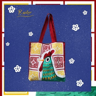 totebag-rooster