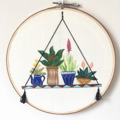 pajangan-hoop-sulam-tanaman