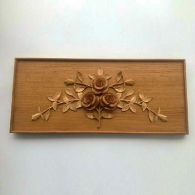 dekorasi-dinding-panel-bunga-mawar