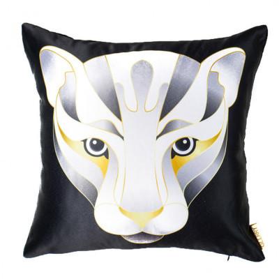 white-panther-cushion-40-x-40